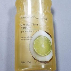 Bath & Body Works Other - BBW Coconut Verbena Bubble Bath 10fl oz